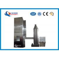 Buy cheap Stainless Steel FRLS Testing Instruments GB/T 18380.31-2008 For Bundled Cables from wholesalers