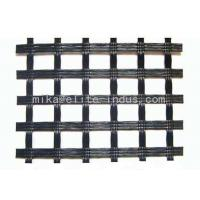 Buy cheap Asphalt Reinforcement Geogrid , Fiberglass Geogrid For Road Construction from wholesalers