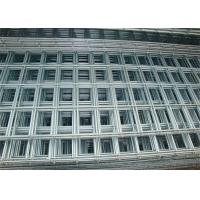 Buy cheap 1000mm Width Galvanised Steel Mesh Fence Panels For Construction Reinforcement from wholesalers