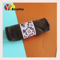 Buy cheap Customize Paper Laser Cut  Napkin Rings , Flower Wedding Fancy Napkin from wholesalers