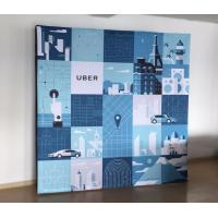 Buy cheap custom printed roll-up stand banners, custom printed backdrop banners, X-banner, from wholesalers