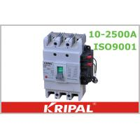 Buy cheap Magnetic Trip Molded Case Circuit Breaker Earth Leakage , UVT SHT Approvals from wholesalers
