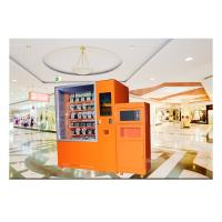 Buy cheap Automatic 24h Service Help Food Vending Machine Supermarket Office School Apartment Use from wholesalers