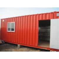 Buy cheap 20 Feet Single Container Home With Electrical System And Steel Shelf from wholesalers