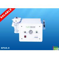 Buy cheap Hydro facial Skin Peeling Microdermabrasion Machines For Skin Deep Cleaning , Beauty Device from wholesalers