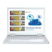 Buy cheap 100% Original Win Server 2016 Standard Online Activate Multi Language from wholesalers