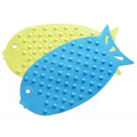Buy cheap Funny Fish Shape Rubber Bath Mat for Children 15.74'X27.56′ from wholesalers