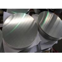 Buy cheap Kitchen Dish 5005 DC Aluminium Circle Plate Durable Corrosive Resistant product