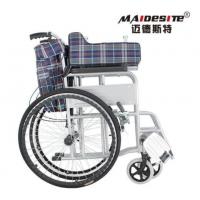 Buy cheap Handicapped Lightweight Manual Wheelchair For Elderly People OEM Availible from wholesalers