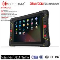 Buy cheap Metal Body Building Rugged Tablets PC Dual Band Wifi 5MP Front Camera from wholesalers