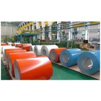 Buy cheap 1,3,5 Series Color Coated Aluminium Coil 1-7 Mm Thickness ISO Certificated from wholesalers