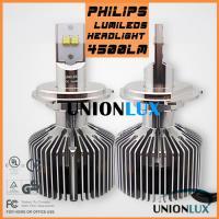 Buy cheap New arrival and design car h4 led headlight bulbs product