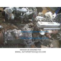 China NISSAN UD ENGINE FE6 ENGINE, USED ENGINES on sale