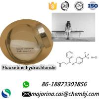 Buy cheap Fluoxetine hydrochloride Anti-Depressant Pharmaceutical Material Antidepressant CAS:56296-78-7 from wholesalers
