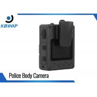Buy cheap Multi Functional Wearable Body Camera 3200mAh With CMOS OV4689 Sensor from wholesalers