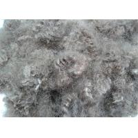 Buy cheap Polyester staple fiber 15Dx64MM HCS polyester fiber for filling toy or bed linings from wholesalers