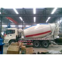 Buy cheap 8m3/10m3 HINO concrete truck mixer, concrete transit mixer for sale from wholesalers