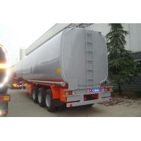 Buy cheap 2017 CIMC new tri-axle transport road tankers oil tank trailer for sale from wholesalers
