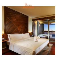 Buy cheap Iririki Resort Hotel & Spa Queen Bed Bedroom Furniture With Local Culture from wholesalers