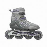 Buy cheap Inline Skates with 608Z ABEC-7 Bearing and PU Wheel from wholesalers