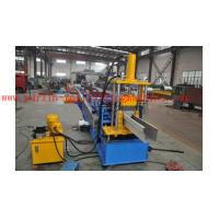 Buy cheap K Span Seamless Gutter Machine Down Pipe Roll Forming Machinery for Portable Rainwater Gut from wholesalers