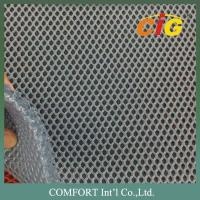 Buy cheap 7mm thickness 100% Polyester Mesh Fabric for car seat cover / materess cover from wholesalers
