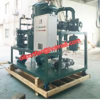 Buy cheap High Efficiency Oil-water and Oil-steam Separator Vacuum Insulating Transformer Oil Purifier and refinery system from wholesalers