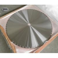Buy cheap 4.8mm / 5mm Thick Concrete Wall Saw Blades 1000mm Laser Welded Diamond Saw Blades from wholesalers
