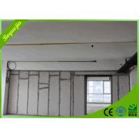 Buy cheap Lightweight Anti-Earthquake EPS cement Wall Panel Construction Grey Color from wholesalers