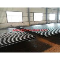 Buy cheap ERW pipe(Electrical Resistance Weld ) carbon steel tube for heat exchangers and condensers from wholesalers