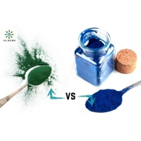 Buy cheap Beverage Plant Healthy Pigment Phycocyanin Blue Spirulina Powder product