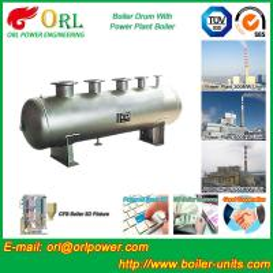 Buy cheap Hot sale solar boiler mud drum ORL Power TUV certification product