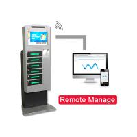 Buy cheap Advanced Cell Phone Charging Station Remote Manage Function Wireless Option from wholesalers