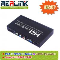 Buy cheap VGA and Component to HDMI Converter from wholesalers