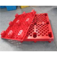 Buy cheap P1008 9 feet Very light weight nestable ISO export plastic shipping pallet for export to Singapore NZ, USA and Europe from wholesalers