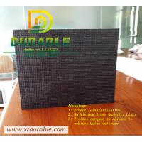 Buy cheap Hot sale  solid construction materials price 18mm  shuttering film faced plywood  one side anti-slip for sale from wholesalers