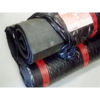 Buy cheap cured natural rubber lining sheet with red, black color from wholesalers