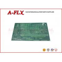 Buy cheap 115mm x 115mm x 30mm Elevator Spare Parts MCPU , PCB 204C1699 from wholesalers