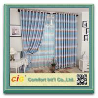 Buy cheap Cotton Acrylic Blackout Roller Waterproof Curtain Fabric for Living Room product
