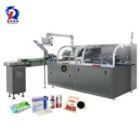 Buy cheap Horizontal Auto Carton Box Packing Machine For Electronic Cigarette Oil Custom from wholesalers