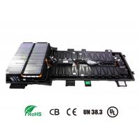 Buy cheap High Safety Level 108V 200Ah Rebuilt Power Tool Batteries , Electric Autombiles Lithium Ion Car Battery from wholesalers
