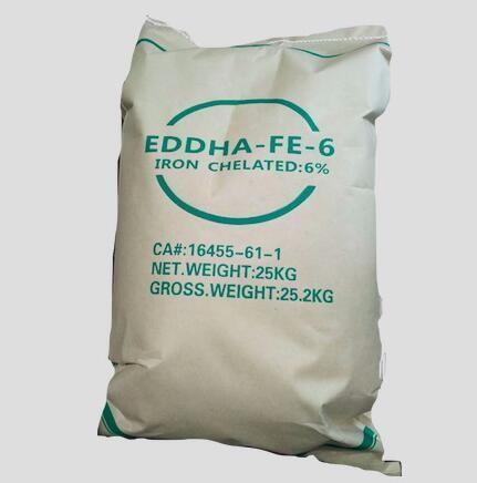 Quality Trace element fertilizer EDDHSA Fe 6% for sale