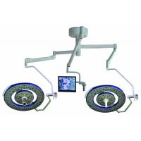 Buy cheap Ceiling Mounted Surgical Light With LED Bulbs , 160000 Lux Led Surgical Lamp With Camera from wholesalers