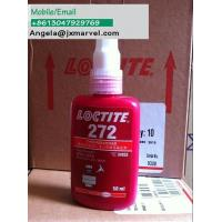 Buy cheap loctite 272 50 ml removal / loctite 272 high temperature thread sealant / loctite red threadlocker 272 high strength from wholesalers