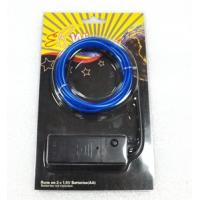 Buy cheap 2.3mm 3.2mm High Brightness Battery Chasing EL wire kit from wholesalers