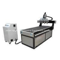 Buy cheap 4 Spindles 700*1800mm CNC Engraving Cutting Machine with DSP Control from wholesalers