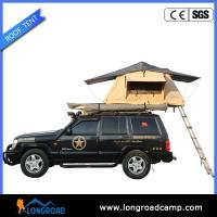 Buy cheap 4WD offroad camping car roof top tent from wholesalers