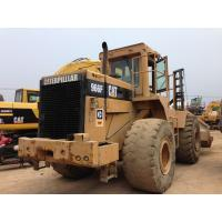 Buy cheap used wheel loaders cat 966f from wholesalers