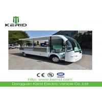 Buy cheap 72V 14 Seats Electric Sightseeing Car For Multi Passenger 30km/h Max.Speed product