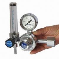 Buy cheap CO2/Argon Single Stage Flow Meter Cylinder Regulator from wholesalers